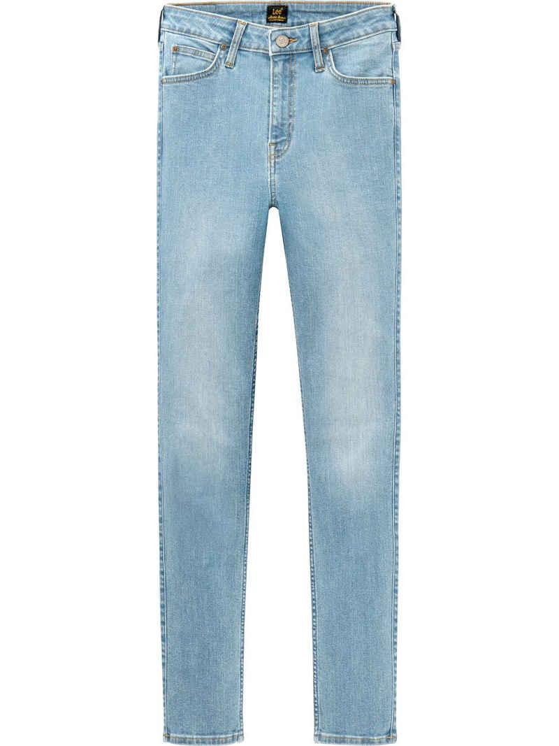 Lee® Skinny-fit-Jeans »Scarlett« Jeans Hose mit Stretch