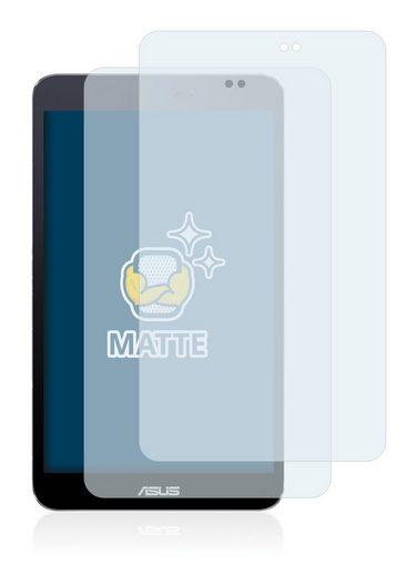 BROTECT Schutzfolie »für Asus MeMo Pad 8 ME581CL«, (2 Stück), Folie Schutzfolie matt entspiegelt