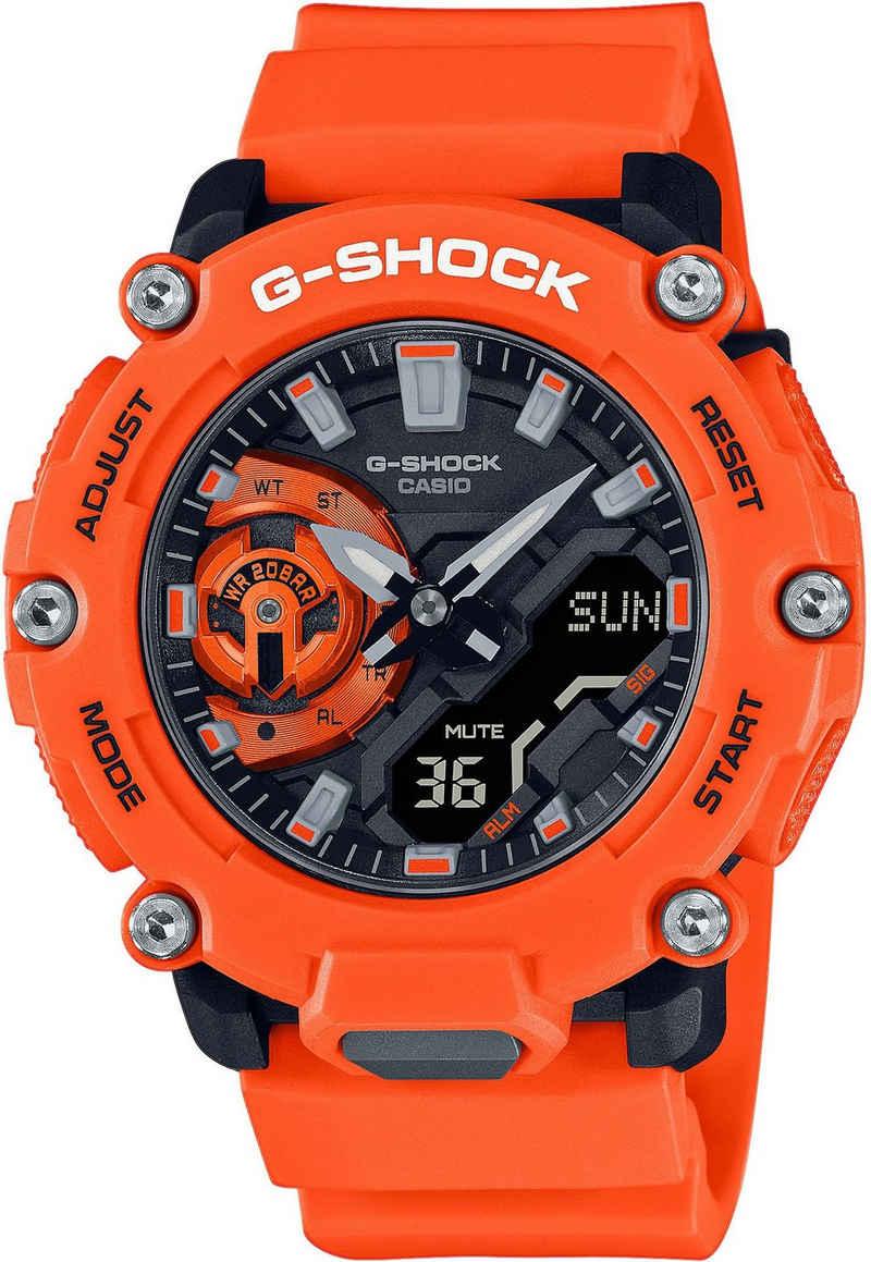 CASIO G-SHOCK Chronograph »GA-2200M-4AER«