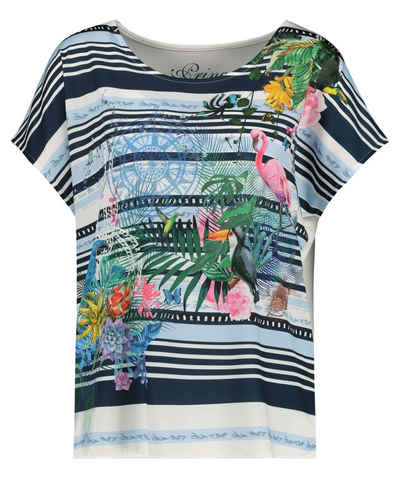 "Princess goes Hollywood Klassische Bluse »Damen T-Shirt ""Maritime""«"