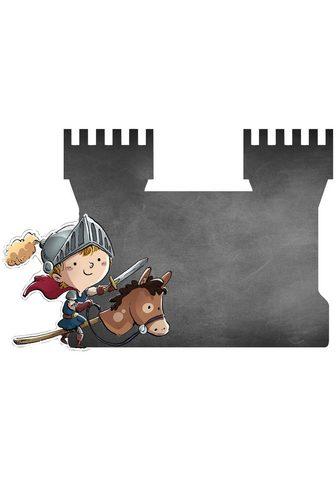 MySpotti Wandsticker »Memo Kids Ritter Rudi« (1...