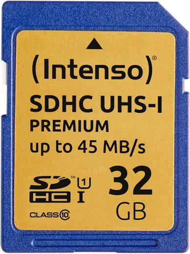 Intenso »SDXC UHS-I Premium« Speicherkarte