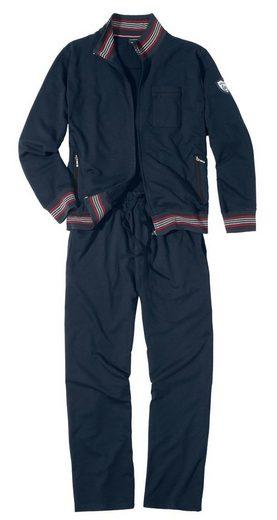 GÖTZBURG Hausanzug (2 tlg) Jacke mit Reißverschluss
