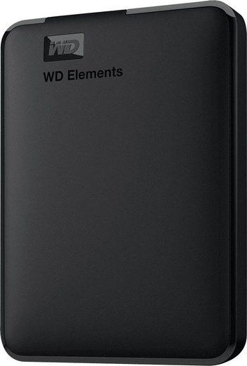 "WD »Elements Portable« HDD-Festplatte 2,5"" (5 TB)"