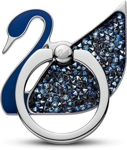 Swarovski »Swan Ring Sticker, 5531511« Fingerhalter, (1-tlg., mit Swarovski® Kristallen)