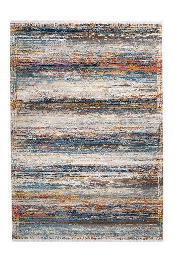 Teppich »Anouk 800«, me gusta, rechteckig, Höhe 5 mm, Flachgewebe, Vintage Look
