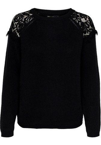 ONLY Пуловер с круглым вырезом »ONLEL...