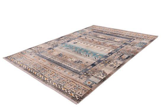 Teppich »Anouk 500«, me gusta, rechteckig, Höhe 5 mm, Flachgewebe, Vintage Look