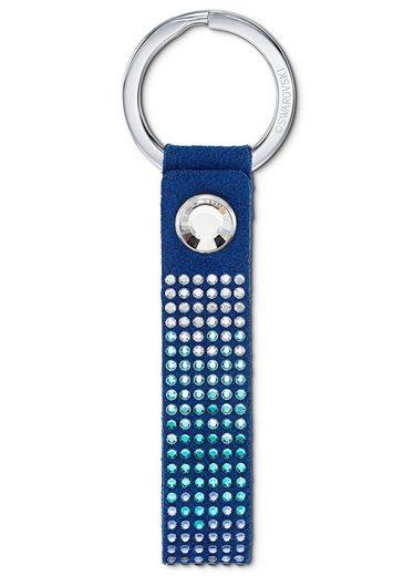 Swarovski Schlüsselanhänger »Anniversary, 5533070«, mit Swarovski® Kristallen