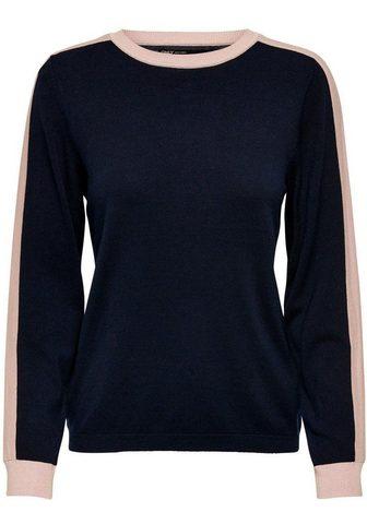 ONLY Пуловер с круглым вырезом »ONLSE...