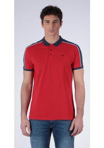 KAPORAL Polo marškinėliai su kontrastingas abg...