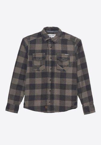KAPORAL Рубашка для отдыха в karierten Design