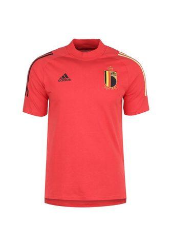 ADIDAS PERFORMANCE Marškinėliai »Rbfa Belgien Em 2020«
