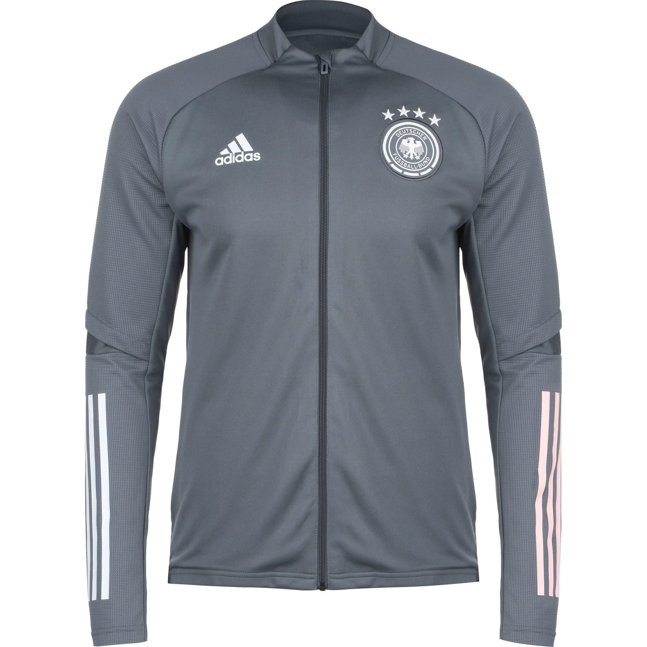 Deutsche Nationalmannschaft DFB Jacke schwarz Adidas 4 Sterne XXL