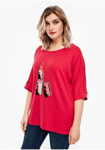 TRIANGLE Marškinėliai 3/4 rankovės