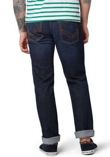 TOM TAILOR Straight-Jeans »MARVIN« in klassischer Optik