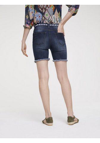 CASUAL шорты джинсовые Aleria с Push-u...