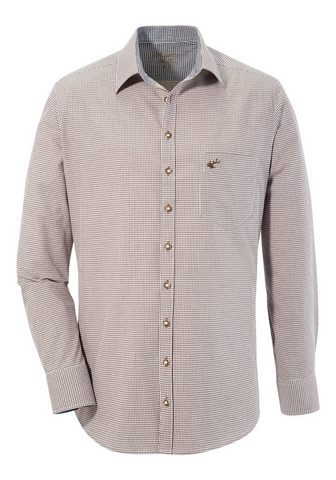 OS-TRACHTEN Tautinio stiliaus marškiniai in stilin...