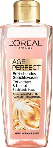 L'ORÉAL PARIS Gesichtswasser »Age Perfect Erfrischendes Gesichtswasser«