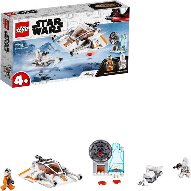 Image of 75268 Star Wars Snowspeeder, Konstruktionsspielzeug