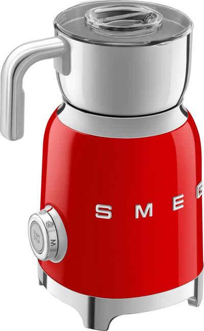 Smeg Milchaufschäumer MFF01RDEU, 500 W
