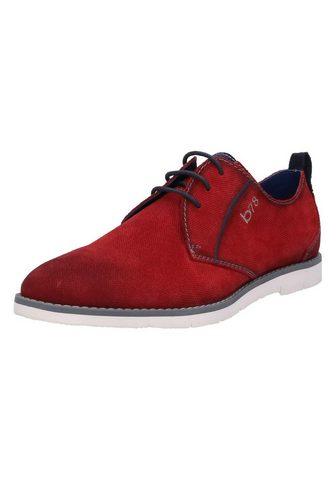 Ботинки со шнуровкой »Basso&laqu...