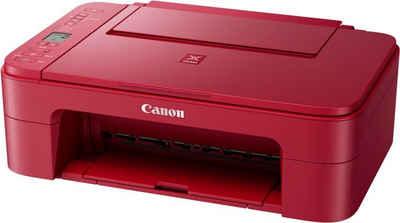 Canon PIXMA TS335 Multifunktionsdrucker, (WLAN (Wi-Fi)