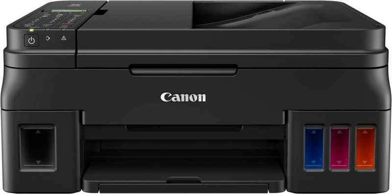 Canon PIXMA G4511 Multifunktionsdrucker, (WLAN (Wi-Fi)