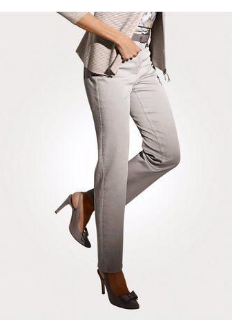 MONA Kelnės su teilelastischem liemuo ab Gr...