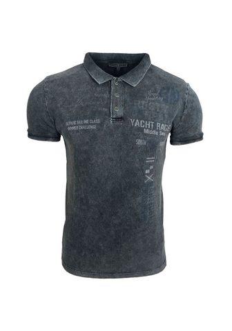 RUSTY NEAL Polo marškinėliai