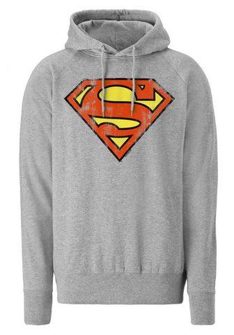 Кофта с капюшоном с красивый Superheld...