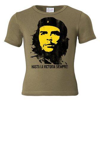 LOGOSHIRT Marškinėliai su puikus raštas priekyje...