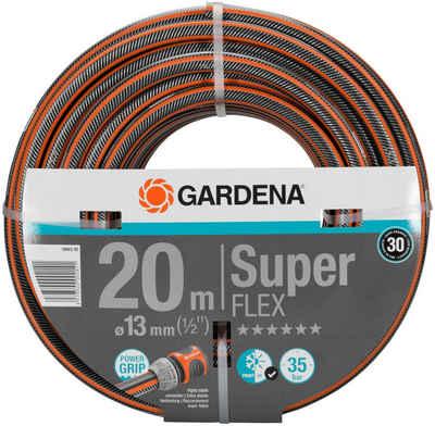 GARDENA Gartenschlauch »Premium SuperFLEX, 18093-20«, 13 mm (1/2)