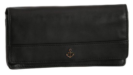 HARBOUR 2nd Geldbörse »Luja«, aus Leder mit schickem Anker-Marken-Label