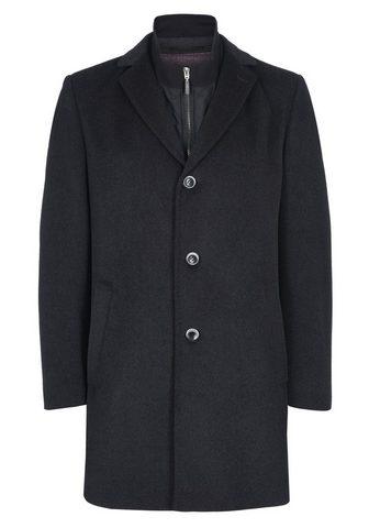 WEIS Пальто шерстяное