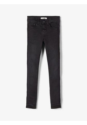 NAME IT Облегающий форма джинсы