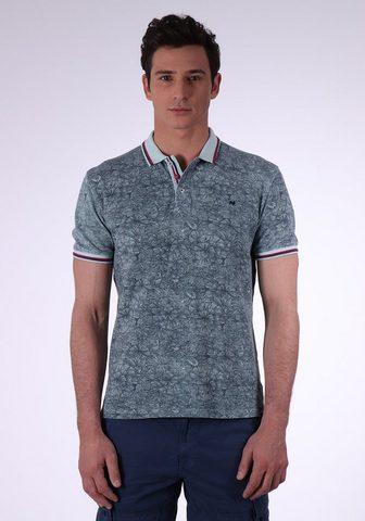 KAPORAL Polo marškinėliai su klaiskinio stilia...