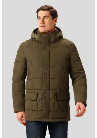 FINN FLARE Куртка пуховая, пуховик с классические...