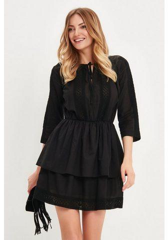 SUGARFREE Suknelė su madingas su paraukimais