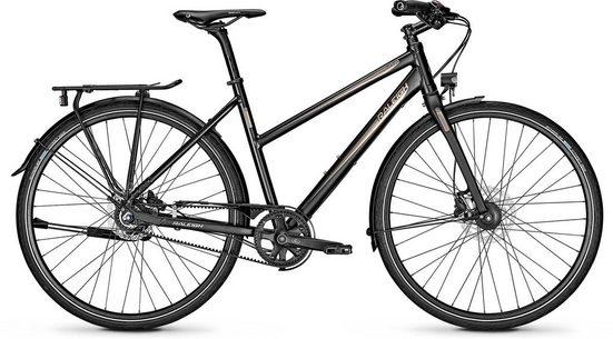 Raleigh Urbanbike »NIGHTFLIGHT DLX«, 7 Gang, Nabenschaltung