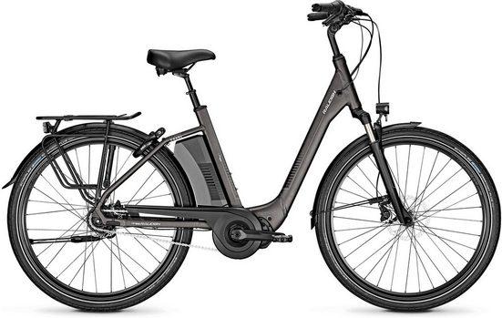 Raleigh E-Bike »CORBY 8 XXL«, 8 Gang Shimano Nexus Schaltwerk, Nabenschaltung, Mittelmotor 250 W
