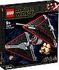 LEGO® Konstruktionsspielsteine »Sith TIE Fighter™ (75272), LEGO® Star Wars™«, (470 St), Bild 2