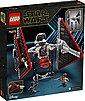LEGO® Konstruktionsspielsteine »Sith TIE Fighter™ (75272), LEGO® Star Wars™«, (470 St), Bild 3