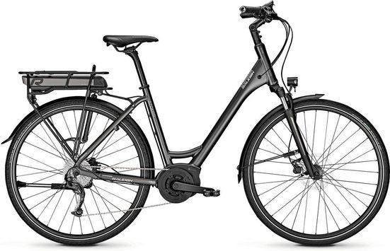 Raleigh E-Bike »STOKER 9«, 9 Gang Shimano Alivio Schaltwerk, Kettenschaltung, Mittelmotor 250 W