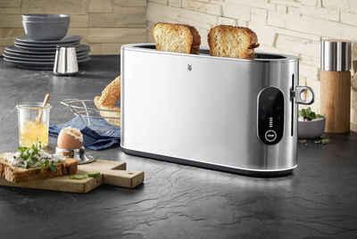 WMF Toaster Lumero, 1 langer Schlitz, für 2 Scheiben, 980 W