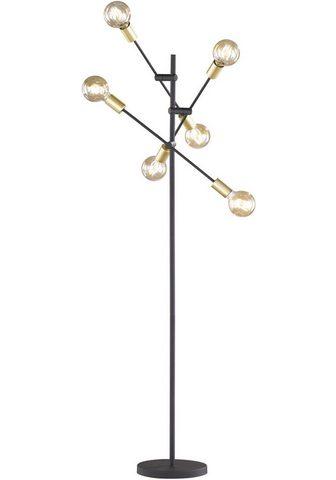 TRIO LEUCHTEN Stehlampe»CROSS«