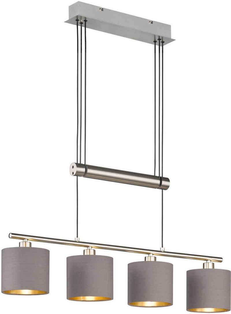 TRIO Leuchten Pendelleuchte »GARDA«, Hängeleuchte, höhenverstellbar