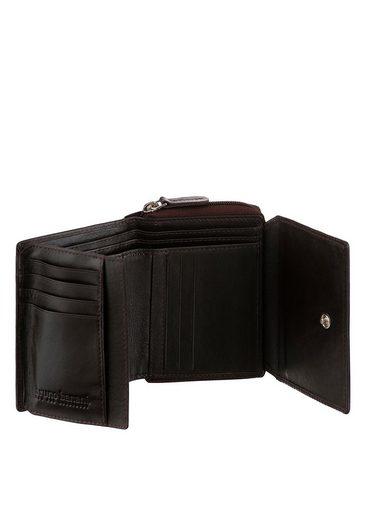 Bruno Banani Geldbörse  aus hochwertigem Leder