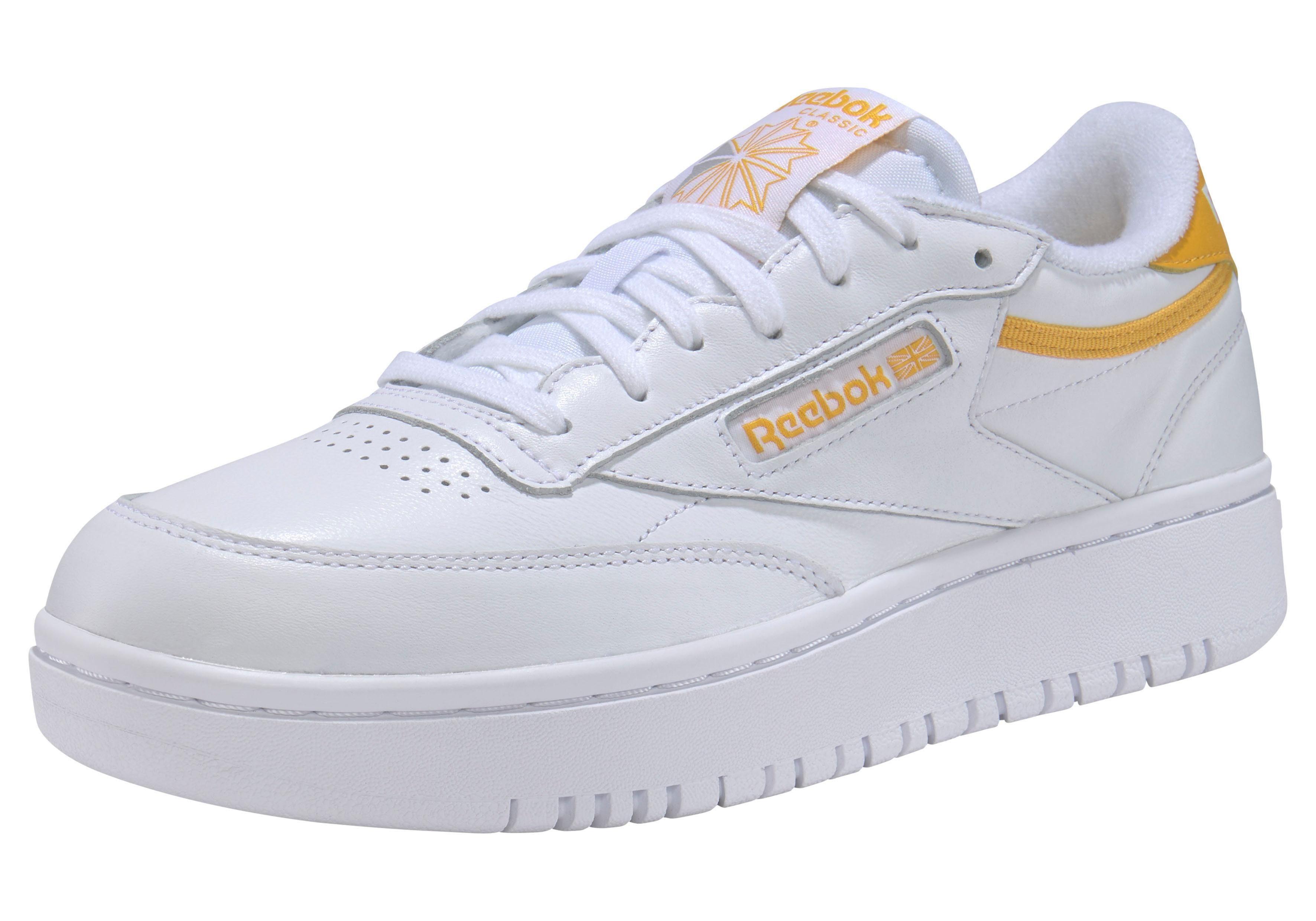 Reebok Classic »CLUB C DOUBLE« Sneaker, Stylischer Sneaker von Reebok online kaufen | OTTO