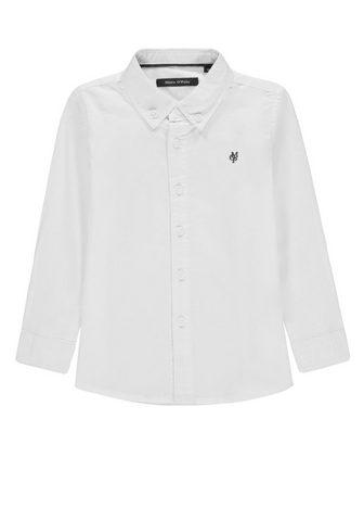 MARC O'POLO JUNIOR Marškiniai su stačia apykakle